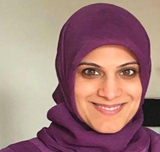 Ms Nazmina Dhanji
