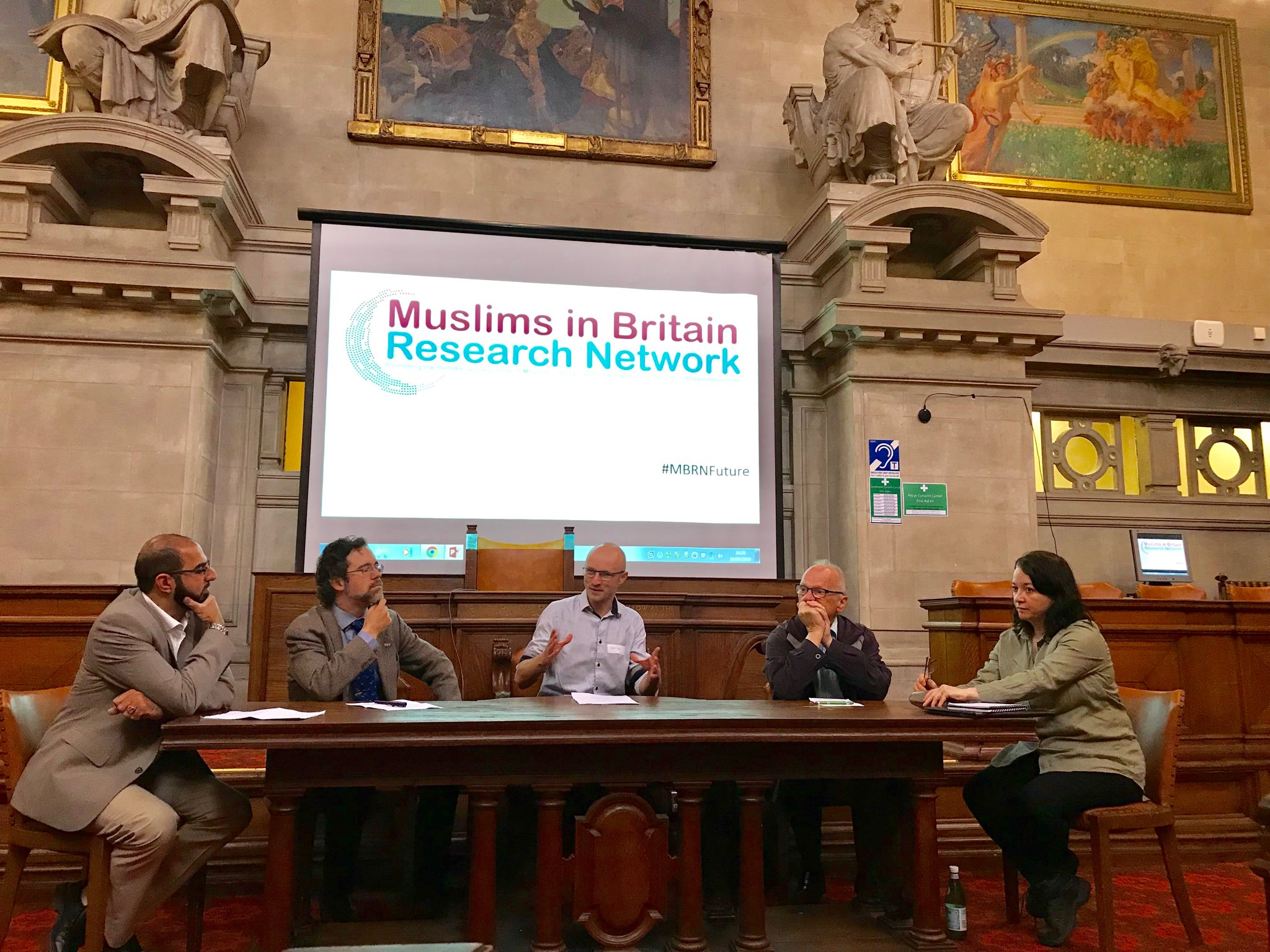 Muslims in Britain Research Network Conference: The Future of British Muslim Studies