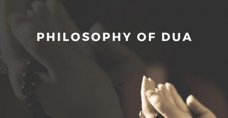 Philosophy of dua